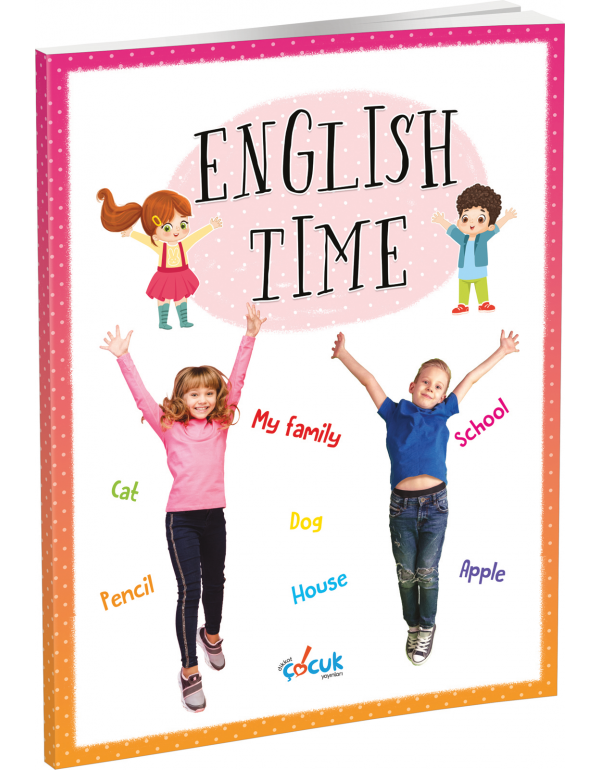 Efsane Minikler - English Time