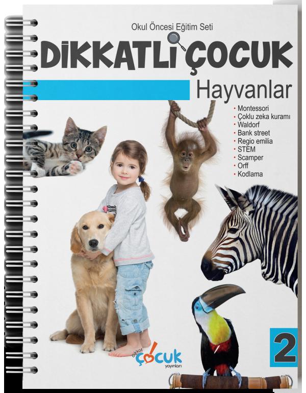 Dikkatli Çocuk - Hayvanlar